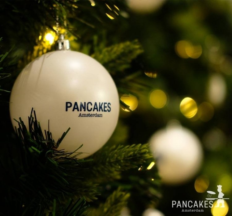 Christmas bauble | PANCAKES Amsterdam